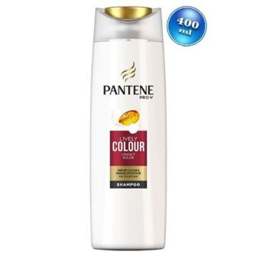 Pantene Pro-V Sampon 400ml Lively Colour