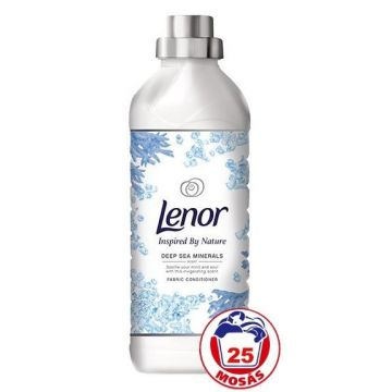 Lenor Nature 25mosás-750ml Deep Sea Minerals