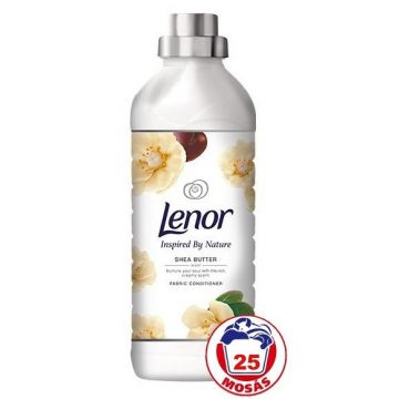 Lenor Nature 25mosás-750ml Shea Butter