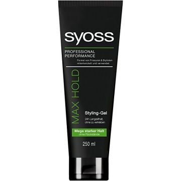 Syoss Hajzselé 250ml Max Hold
