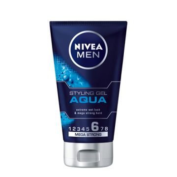 Nivea Men Hajzselé 150ml Aqua