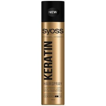 Syoss Hajlakk 300ml Keratin