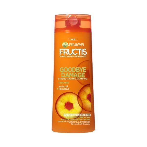 Fructis Sampon 250ml Goodbye Damage