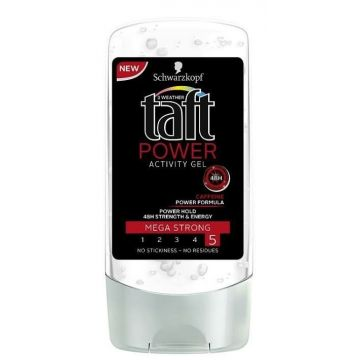 Taft Power Activity Gel 150ml