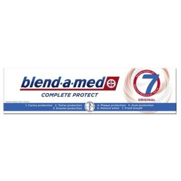 Blend-a-med Complete Protect 7 Fogkrém 100ml Original