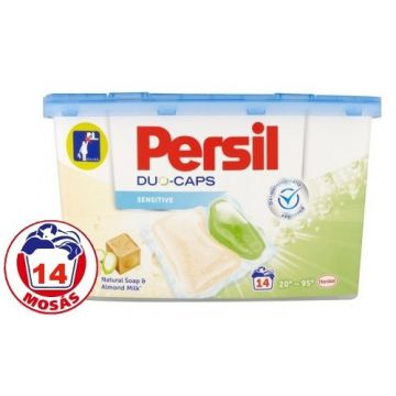 Persil Duo-Caps Sensitive, 14 mosás - 14 db