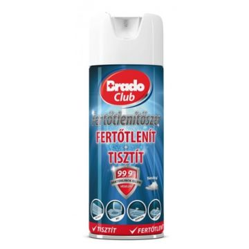 Brado Club Fertőtlenítő Spray 400ml Neutral
