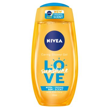 Nivea Tusfürdő 250ml Love Sunshine