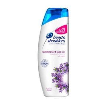 Head&Shoulders Sampon 400ml Nourishing Care