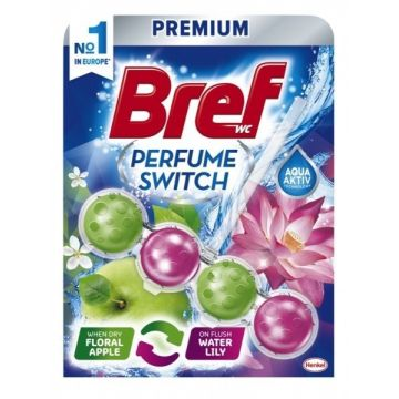 Bref Perfume Switch Floral Apple&WaterLily 50g