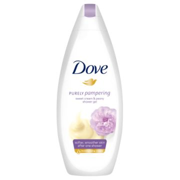 Dove tusfürdő 250ml Purely Pampering Sweet Cream