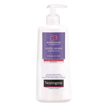 Neutrogena testápoló 250ml Visibly Renew