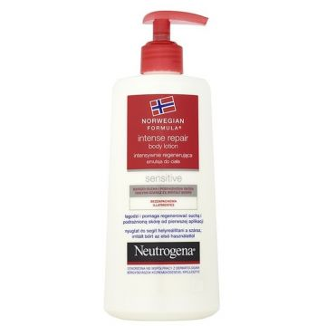 Neutrogena testápoló 250ml Intense Repair Sensitive
