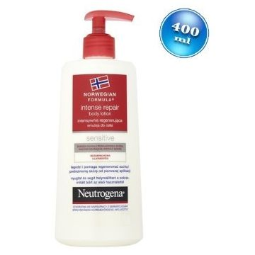 Neutrogena testápoló 400ml Intense Repair Sensitive
