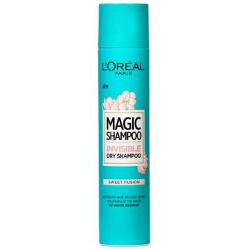 L'oreal Magic Shampoo száraz sampon 200ml Sweet Fusion