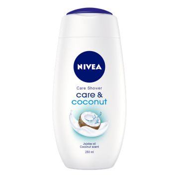 Nivea tusfürdő 250ml Care&Coconut