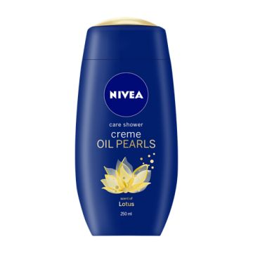 Nivea tusfürdő 250ml Oil Pearls Lotus