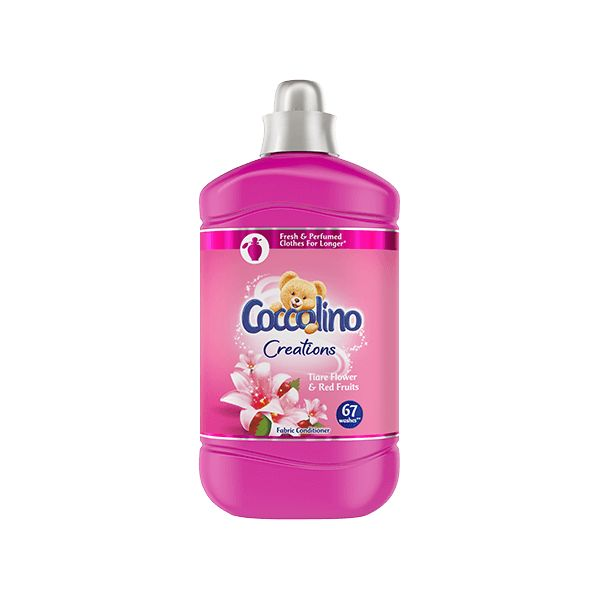 Coccolino Creations öblitő 67mosás-1680ml Tiare Flower and Red Fruits