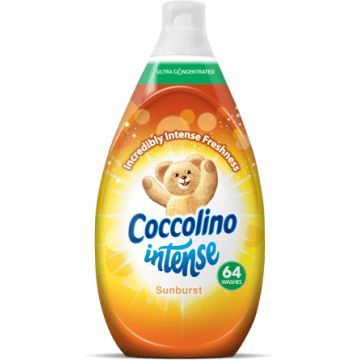 Coccolino Intense öblítö 64mosás-960ml Sunburst