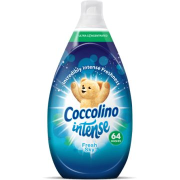 Coccolino Intense öblítö 64mosás-960ml Fresh Sky