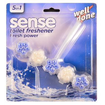 Well Done Sense 5in1 50g Fresh Power