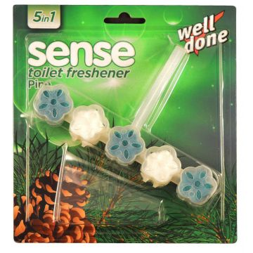 Well Done Sense 5in1 50g Pine