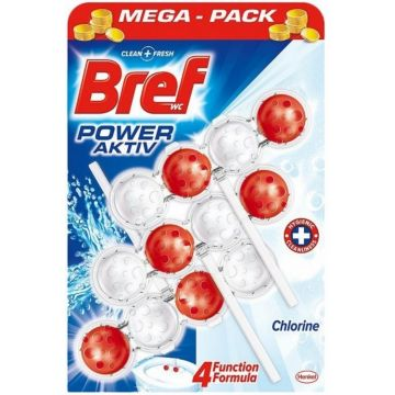 Bref Power Aktiv TRIO Chlorine
