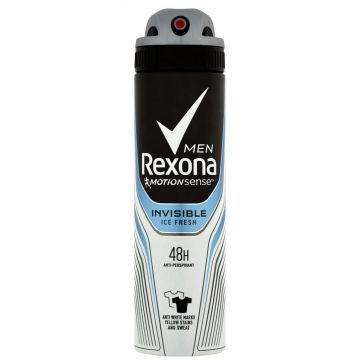 Rexona Men Dezodor 150ml Invisible Ice Fresh