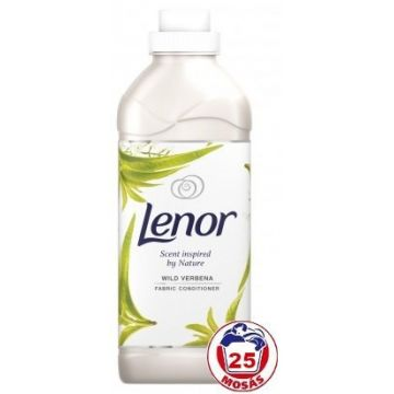 Lenor Nature 25mosás-750ml Wild Verbena