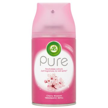 Air Wick FreshMatic légfrissítő UT 250ml Pure Cherry Blossom
