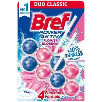 Bref Power Aktiv DUO Flower Blossom