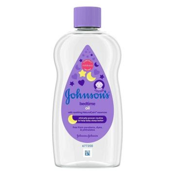 Johnson's Baby Oil 200ml Bed time