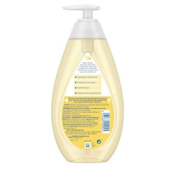 Johnson's Baby Wash 500ml Top-to-Toe