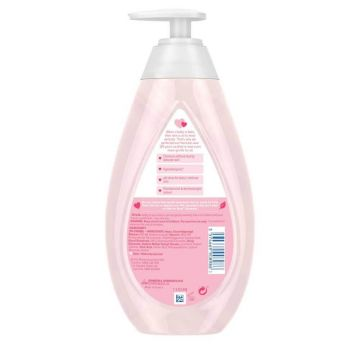 Johnson's Baby Wash 500ml Soft