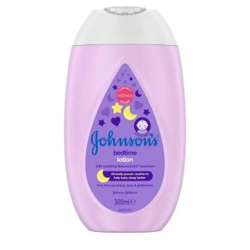 Johnson's Baby Lotion 300ml Bed time