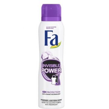 Fa Dezodor 150ml Invisible Power