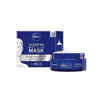 Nivea Cellular Filler 50ml Sleeping Melt-In éjszakai arcmaszk