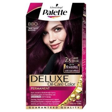 Palette Deluxe 880 Padlizsán