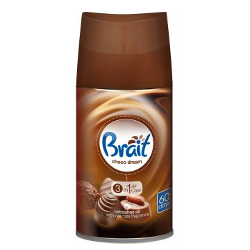 Brait Home parfume légfrissítő UT 250ml Choco Dream