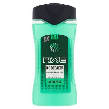 Axe tusfürdő 250ml Ice Breaker InstaFresh