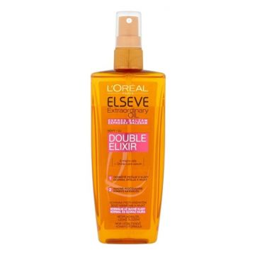 L'oreal Elseve Double Elixir spray 200ml Extraordinary Oil
