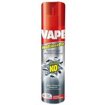 Vape Ko2 Multinsetto Csótány- és Hangyairtó spray 400ml