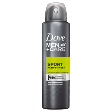 Dove Men+Care Dezodor 150ml Sport Active+Fresh