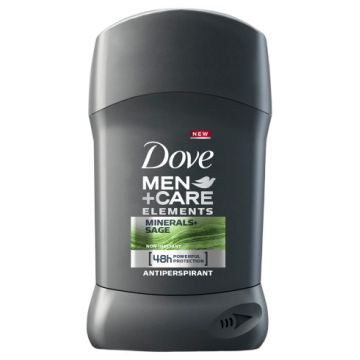Dove Men+Care Stift 50ml Minerals+Sage