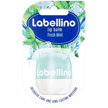 Labello Labellino ajakápoló 7g Fresh Mint
