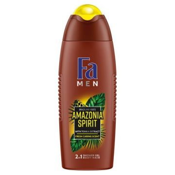Fa tusfürdő 250ml Men...