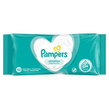 Pampers Popsitörlö 52 db...