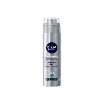Nivea Men borotvagél 200ml Skin Protection