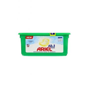 Ariel 3in1 Pods 26/28mosás-26/28db Sensitive Skin