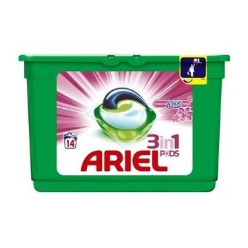 Ariel 3in1 Pods 14mosás-14db Touch of Lenor